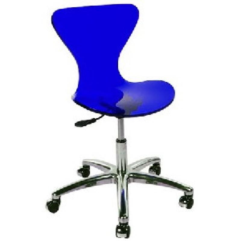 Cadeira Jacobsen Office Acrílico