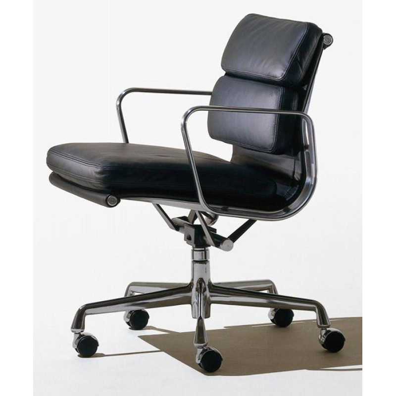 Cadeira Esteirinha (EA 117) Soft Baixa Alumínio