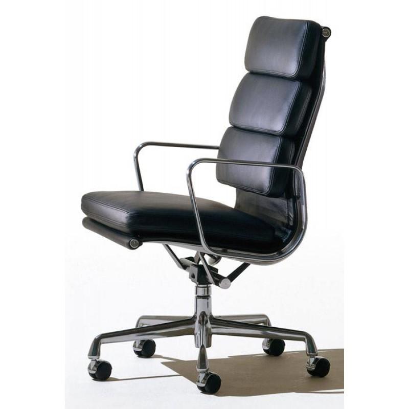 Cadeira Esteirinha (EA 117) Soft Alta Alumínio