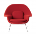 POLTRONA WOMB CHAIR INOX (Decora GNT)