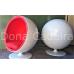 POLTRONA BALL CHAIR FIBRA DE VIDRO